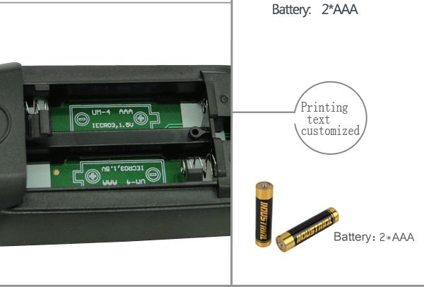 iptv set top box remote control