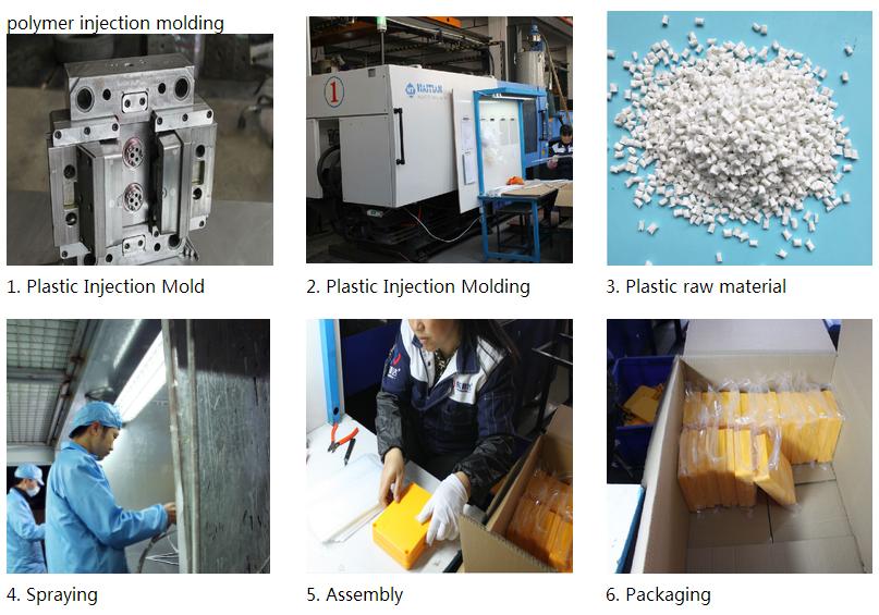 polymer støbning plast højtrykssprøjtestøbning selskab