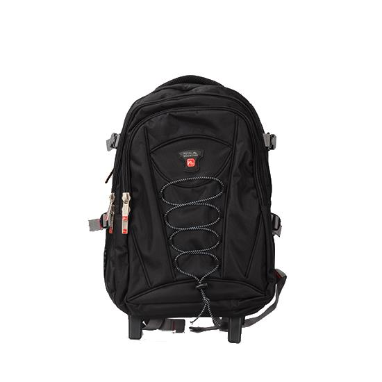Rolling Wheeled Trolley Laptop Backpack