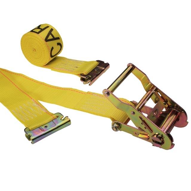 Webbing Tie Down with E Hook