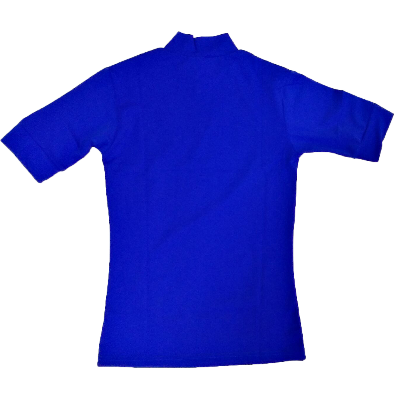 Mele n female short sleeves rashguard Loose version Royal blue.jpg