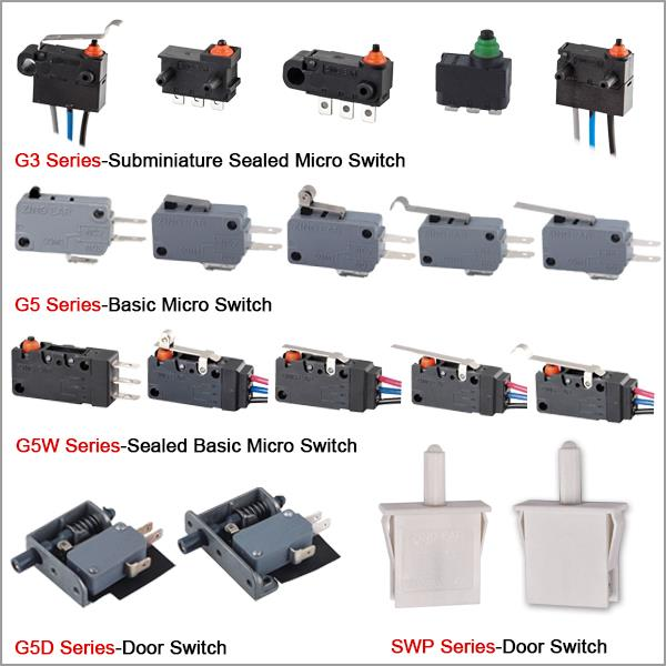 micro switch factory-
