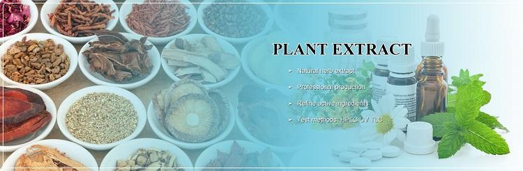 extracto de planta