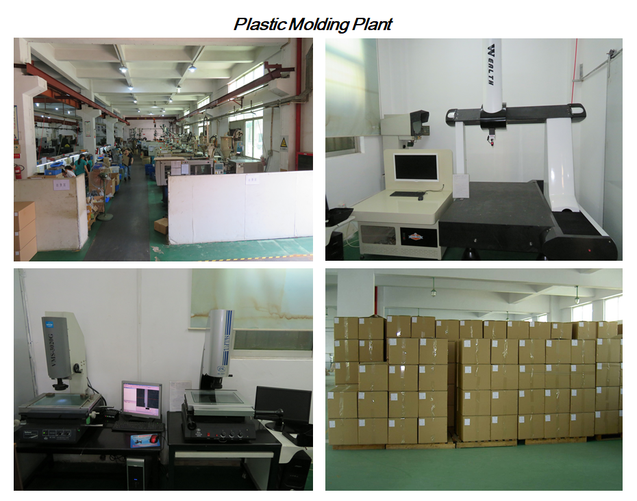 Asia Billion PEI plastic injection molding plant overview