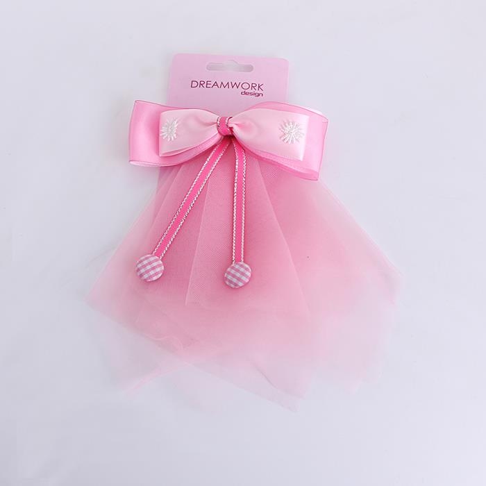 Cute Bowknot Princess Hairclip Child Hairpins.jpg