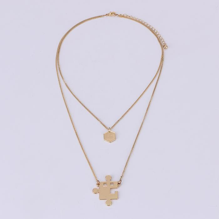 Simple multilayer jigsaw necklaces.jpg