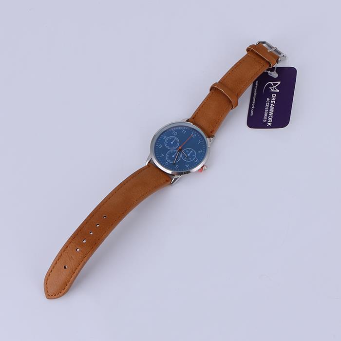 Fashion Blu-ray Student Business Neutral Men's and Women's Quartz Watch .JPG