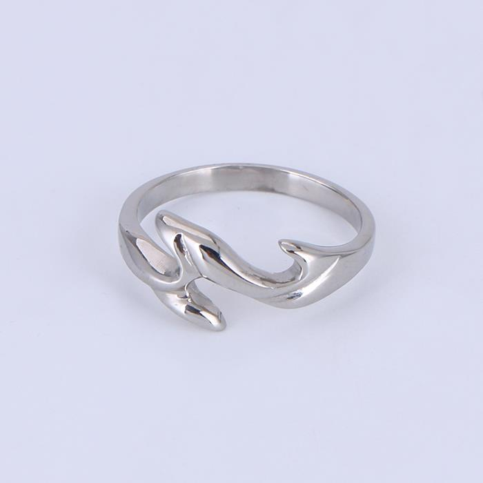 Trendy Simply Stainless Steel Rings.JPG