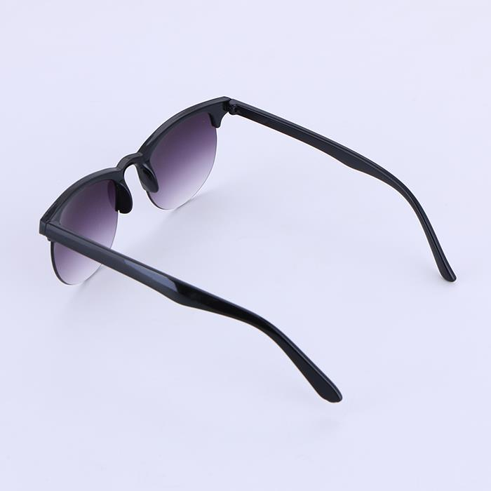Fashion personality outdoor riding half frame sunglasses.JPG