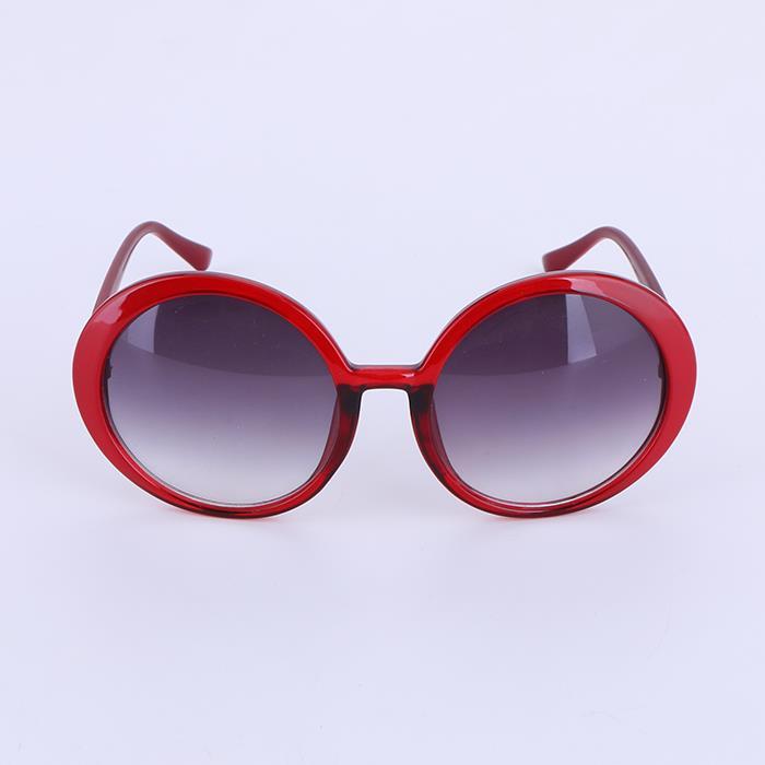 Gradient thick frame cover face trend fashion slim retro sunglasses.JPG