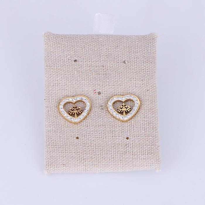 Charm Heart Crystal Hollow Stud Earring.JPG
