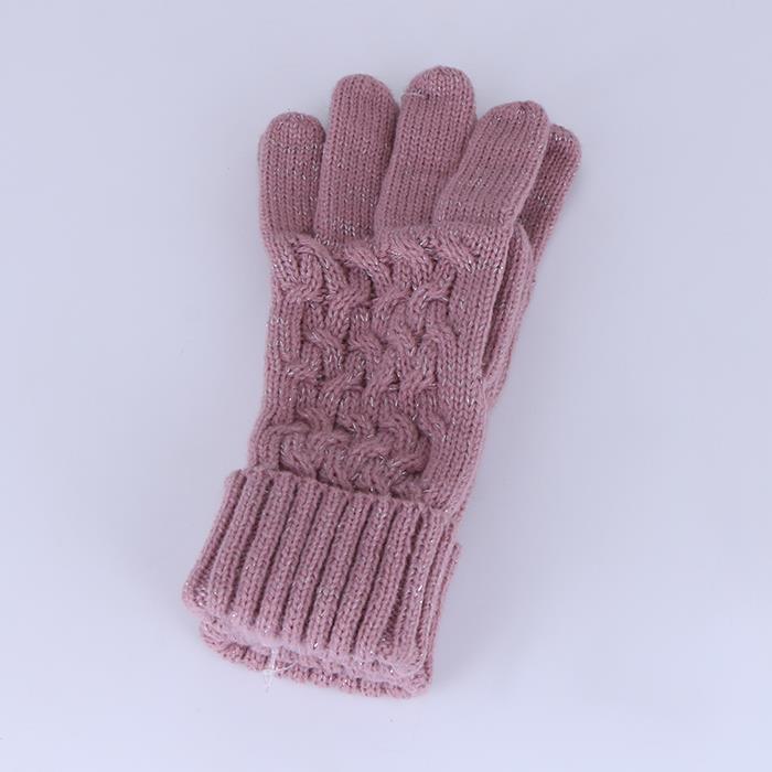 Winter Warm Woolen Knitting Gloves.JPG