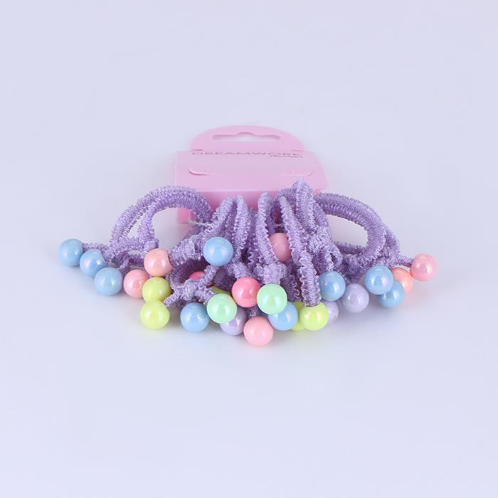Kids Ponytail Holder Head Bands Ropes Elastic Headband Set.JPG