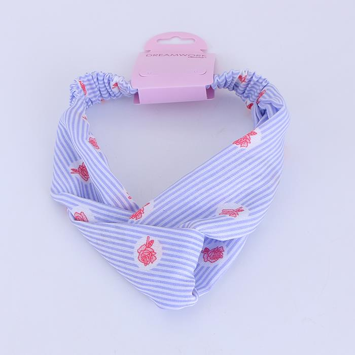 Fashion multi-functional elastic stripe hair band.jpg