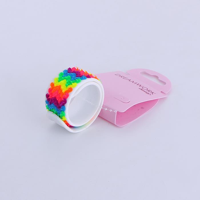 Cute Colorful Patting Circle Bracelet.jpg