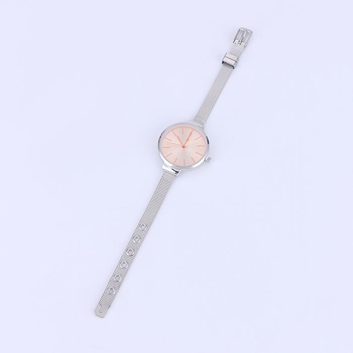 Women's Watch Stainless Steel Mesh Strap Quartz Watch.JPG