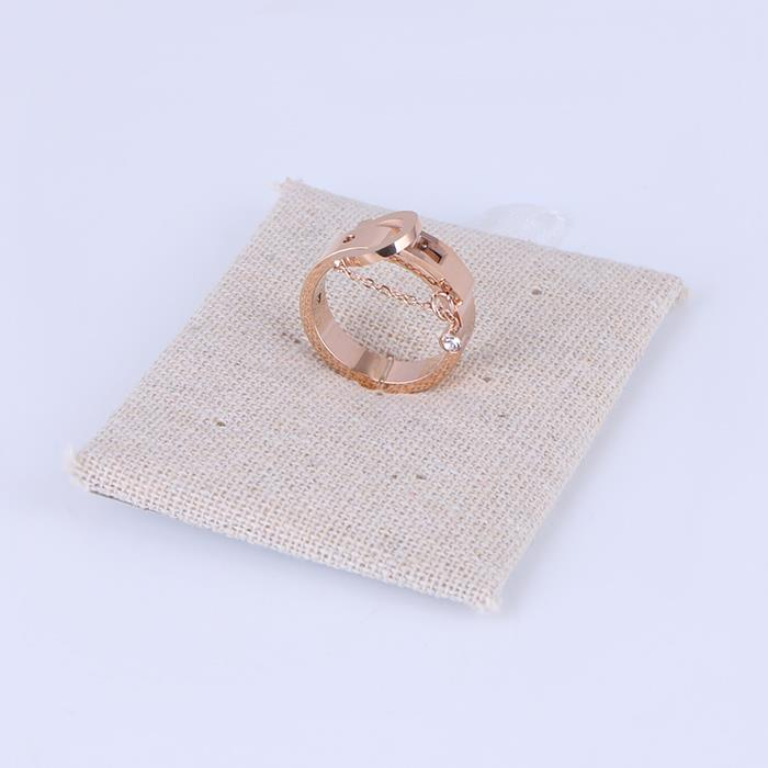 Luxury Shine Stainless Steel Wedding Bands Ring for Women Zircon Ring..JPG