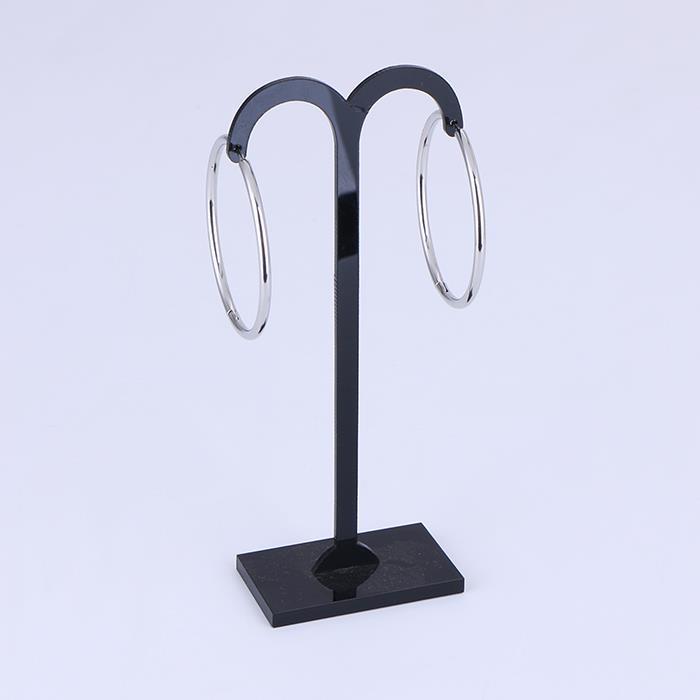 Fashion classic circle earrings.JPG