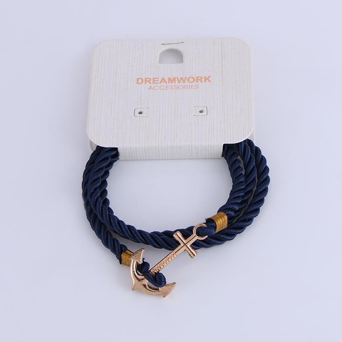 Vintage Retro Handmade Anchor Bracelets New Arrival Bracelets.JPG