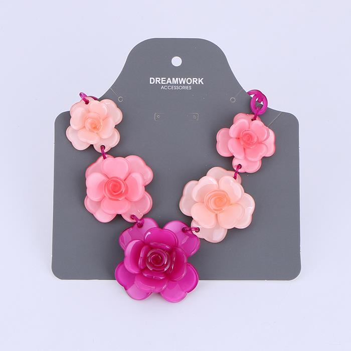 Charmed Craft Fashion Sexy Flower Statement Necklace For Women.jpg