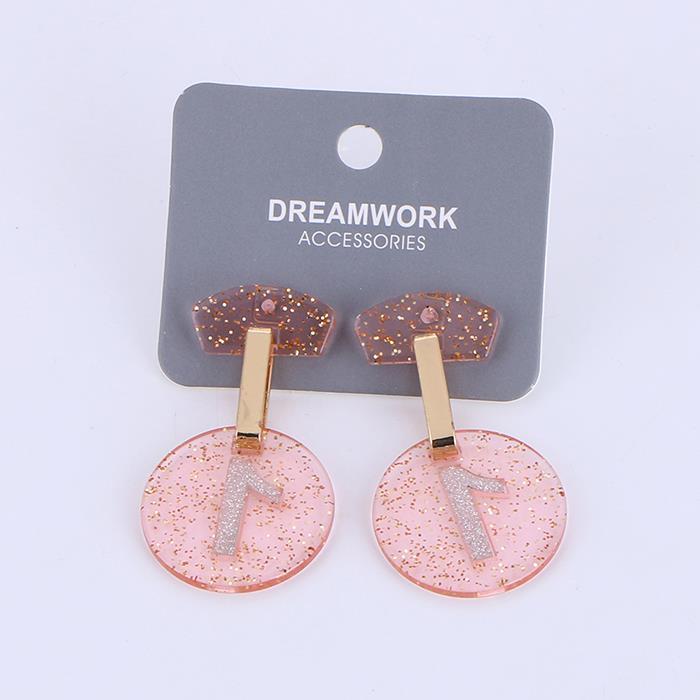 Cute Shiny Glitter Cut Acrylic Drop Dangle Earrings.jpg