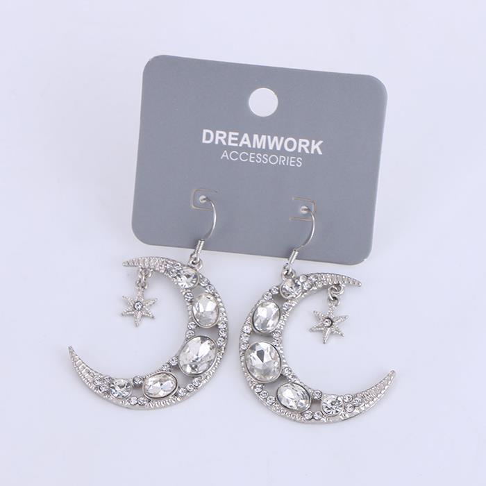 Cute little crab style earrings for children
