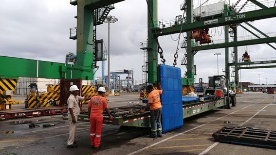 marine panels installation