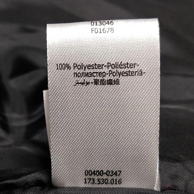 Hooded Puffer Jackets Material Details