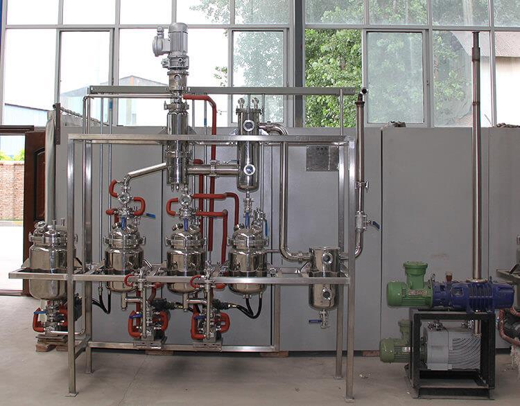 molecular distillation system manufacturer china