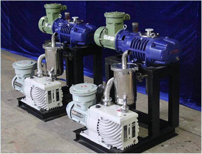 molecular distillation pump