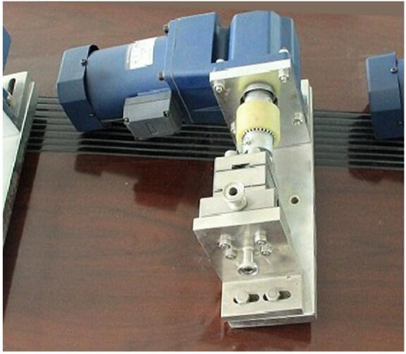 high precision gear pump for molecular distillation equipment