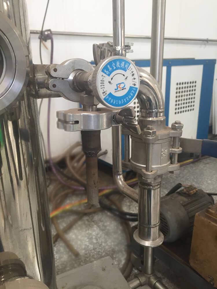 molecular distillation cbd
