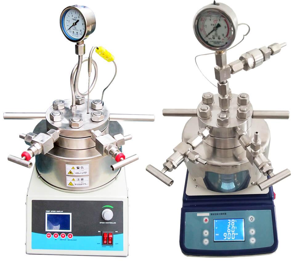 راکتور مغناطیسی با فشار بالا