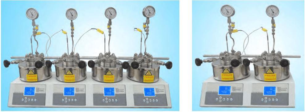 Edelstahl-Hochdruckreaktionsgefäßfabrik