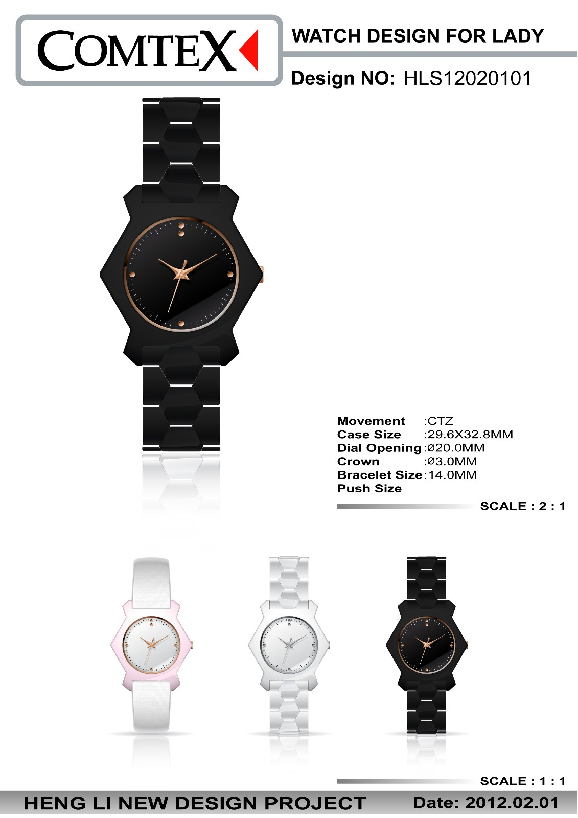 Watch Design For Lady