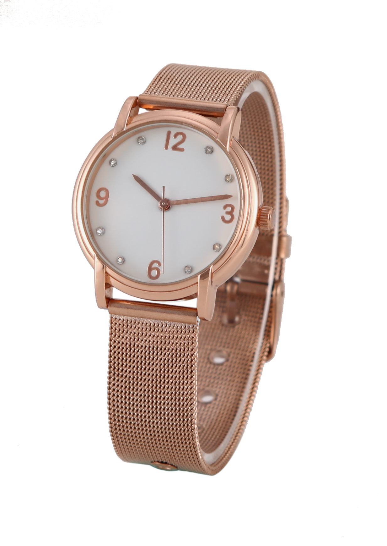 mesh band watches womens