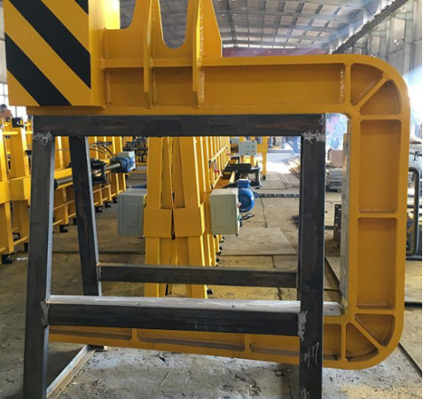 c hook for lifting steel coils