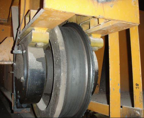Steel Overhead Crane Wheels