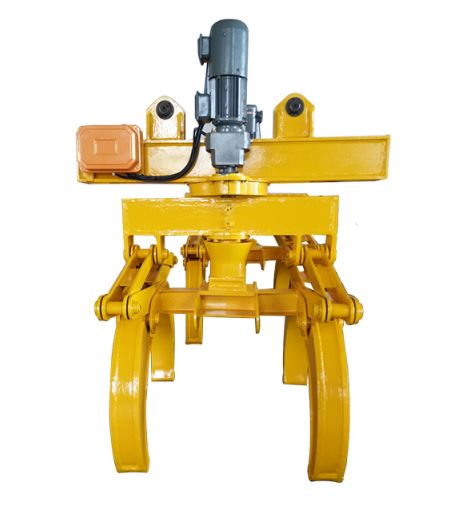 pipe lifting grabs