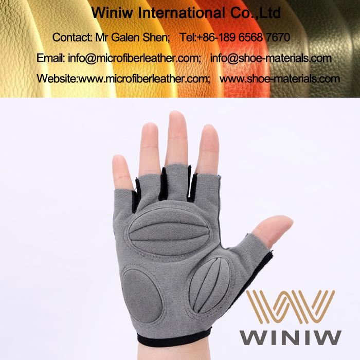 suede microfiber for gloves