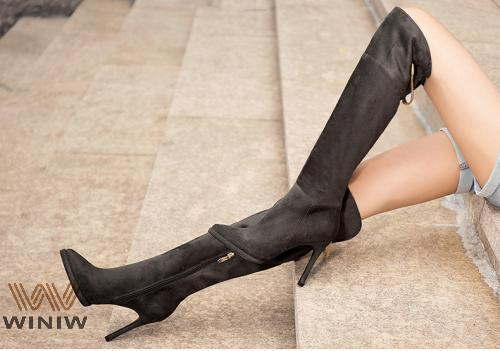 High Knee Boot Suede