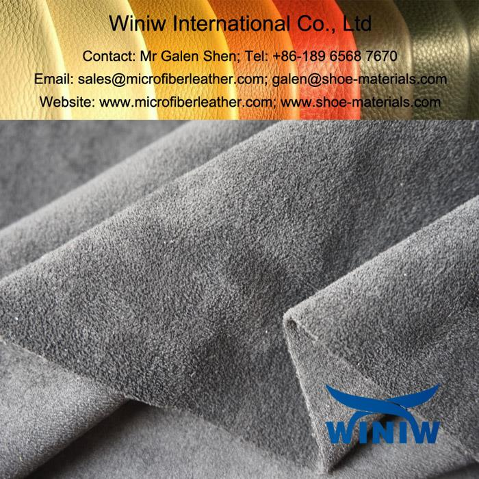 Synthetic Suede Fabric For Garment