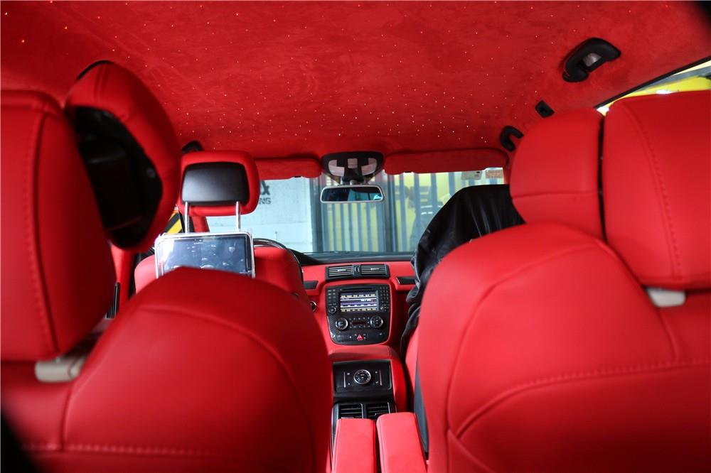 Leather Upholstery For Car Interior