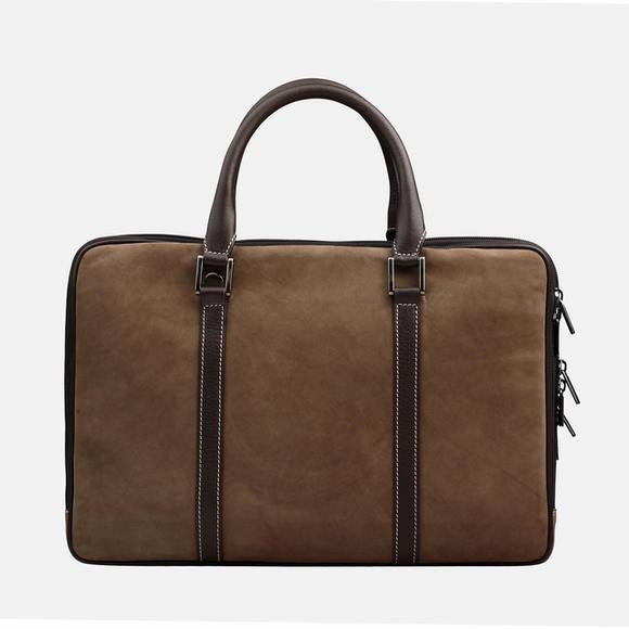 Waterproof Nubuck Leather