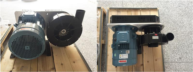 high pressure high air flow waste water treatment blower