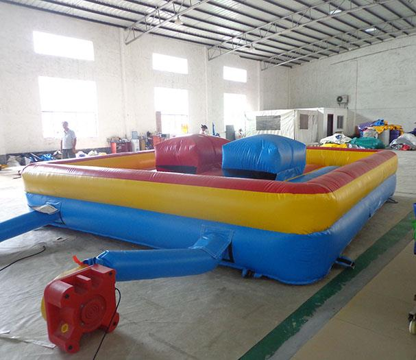 Inflatable Gladiator Game