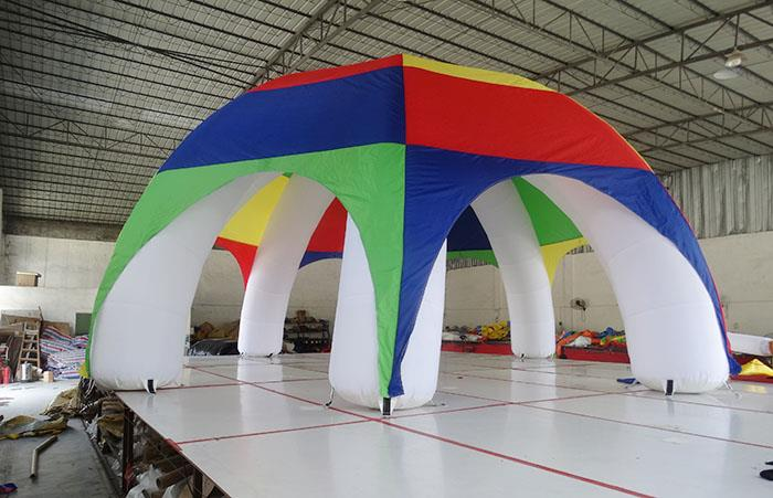 Inflatable Event Tents