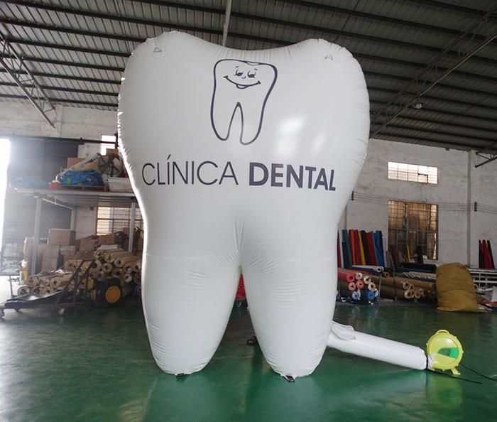 Inflatable Tooth Balloon