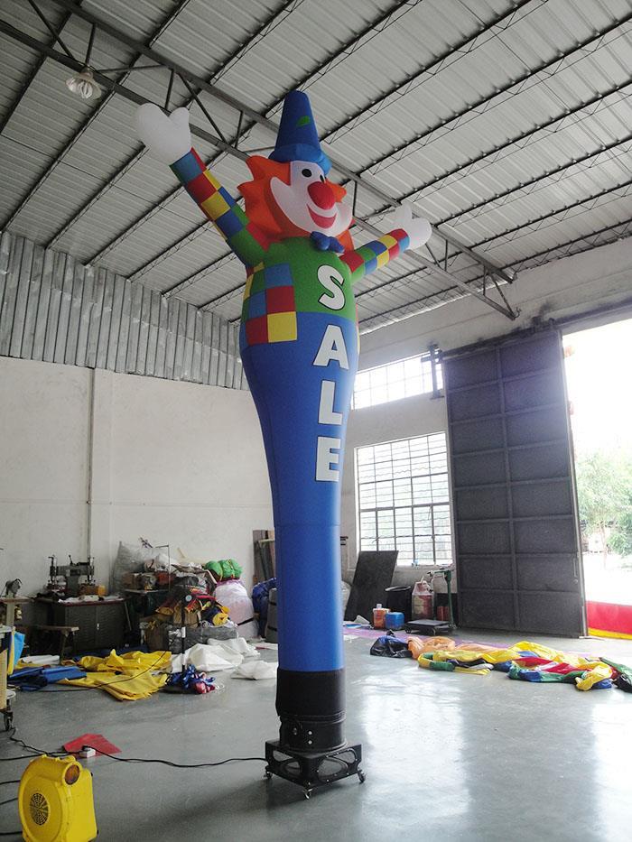 Inflatable Clown Air Dancer