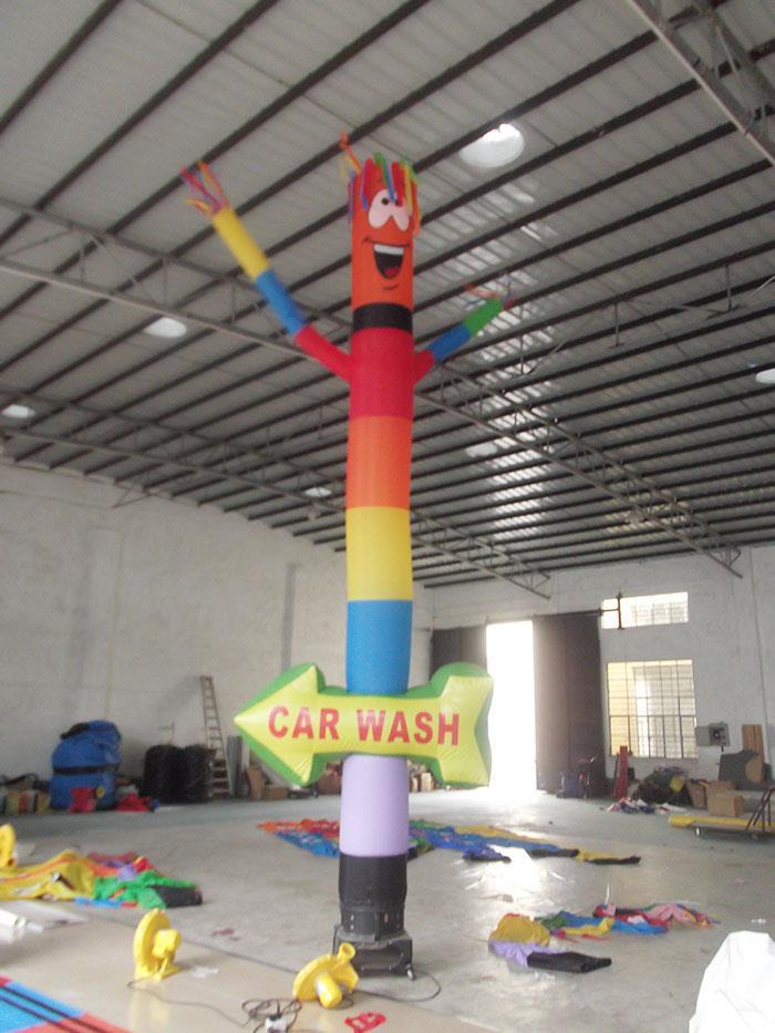 Car Wash Inflatable Air Dancer